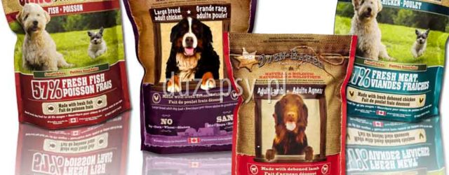 naturalna karma dla psa, naturalne karmy dla psa; najlepsza karma dla psa; karma dla psa OBT; karmy Oven-Baked Tradition; karmy kanadyjskie dla psa; karma dla psa z alergią; karma dla psa bez konserwantów, sklep zoologiczny, DuzePsy.pl