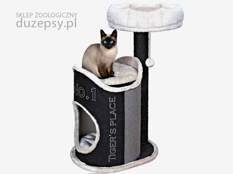 ekskluzywny drapak dla kota; drapak dla kota z domkiem; drapak dla kota wieża; elegancki drapak dla kota; domek dla kota z drapakiem Trixie; drapaki dla kota; domek dla kota; legowisko dla kota z drapakiem; drapak dla kota sklep internetowy; drapak dla kota Trixie; drapaki z sizalu; drapaki dla kotów sklep online; drapak dla kota zamek; sklep zoologiczny; hurtownia zoologiczna; duzepsy.pl; drapaki Trixie; akcesoria dla kotów